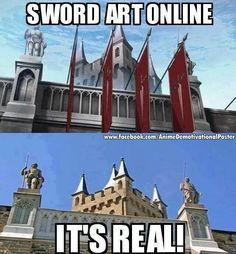 Sword art online....its real