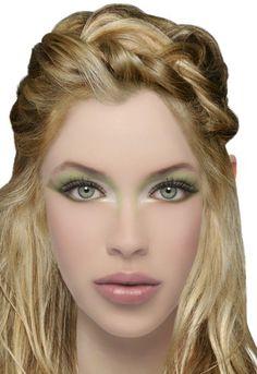 elven looking beauty -
