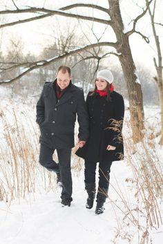 Winter Love - Hatt Photography