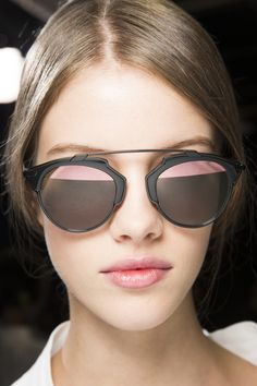 34c9f7d8474 Christian Dior Spring 2016 Ready-to-Wear Fashion Show. Sunglasses ...
