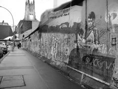 places behind the berlin wall | Berlin Wall~ check point charlie~ toured E Berlin in 1969