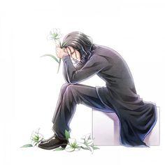 Tags: Anime, Sad, Lily, Harry Potter, Severus Snape, Holiday-jin