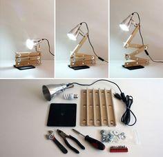 Lámparas DIY para iluminar nuestro hogar | Miv Interiores