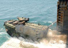 amphibious assault | Amphibious Assault Vehicle - Marine Corps Photo (13196967) - Fanpop ...