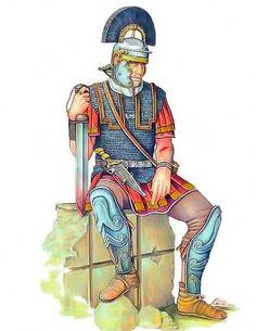 Roman centurion, 2nd c. AD