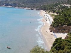 Beaches in Athens Greece