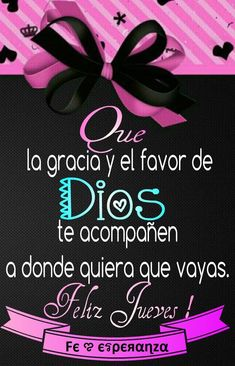 ▷ 100 Imágenes Cristianas Feliz Jueves Morning Love Quotes, Good Morning, Feliz Jueves Gif, Spanish Greetings, Pioneer Gifts, Guard Your Heart, Women Of Faith, Morning Messages, Spanish Quotes