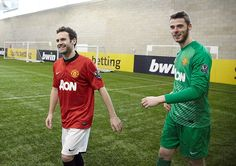 Juan Mata gives amazing news about De Gea - http://unitednews.club/player-news/juan-mata-amazing-news-de-gea-23978/