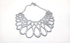 #collares de #silicon #polimero un estilo elegante para la #mujer…