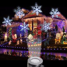 Flashlights & Torches Charitable Led Flashlight Card Light Film Projection Lamp Led Pattern Christmas Halloween Snow Light