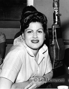 """I recorded a song called, 'I Fall to Pieces,' and I was in a car wreck. Now I'm worried because I have a brand-new record, and it's called 'Crazy!'"" Patsy Cline."