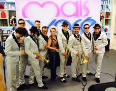 Big Time Orchestra no Programa Mais Você com Ana Maria Braga