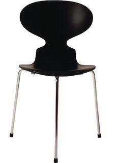 Ant Chair / Arne Jacobsen / 1952 / Denmark