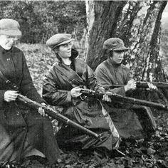 Cumann na mBan, an Irish Republican women's paramilitary organisation formed in Dublin in April 1914