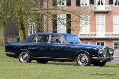 1969 Rolls-Royce Silver Shadow LWB