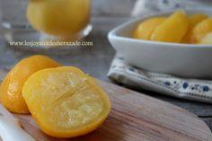 recette de citron confit à la marocaine