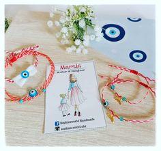 """Martis 💮 matching bracelets Mother & kids 💕 . Βραχιολια Μάρτη σετ για μαμά & παιδάκια ➖πολλά σχέδια…"""""""