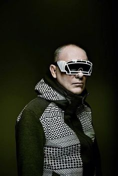 Chris Lowe. Pet Shop Boys. :)