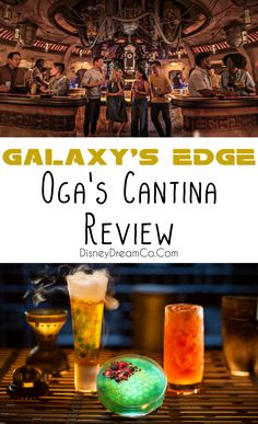 Oga's Cantina at Galaxy's Edge in Disney World is a must Do for all Star Wars fans! Check out this unique dining experience at Hollywood Studios. This restaurant is not to be missed! Disney World Secrets, Disney World Food, Disney World Planning, Disney World Tips And Tricks, Disney Tips, Disney Worlds, Disney Magic, Hollywood Studios Restaurants, Disney World Hollywood Studios