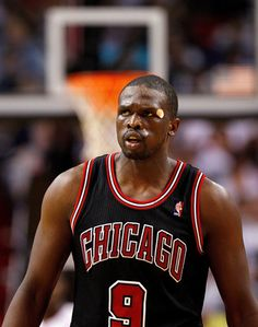 Luol Deng---Chicago Bulls  Position: Small forward  Age: 27