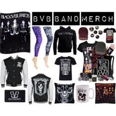 BVB Band Merch
