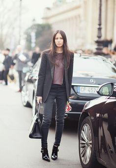 Melanie Huynh in Paris