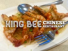 King Bee Chinese Restaurant Steamed Prawns with Garlic SM North EDSA by ...