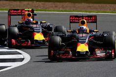 レッドブル:フェルスタッペンが前で2列目を占拠 / F1イギリスGP 予選  [F1 / Formula 1]