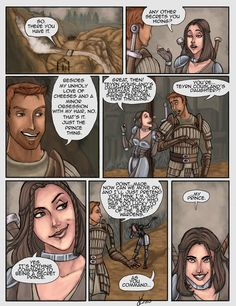 DA - My prince. One of my favorite conversations with Alistair, haha.