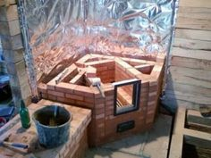 ideas for wood burning fireplace ideas outdoor kitchens