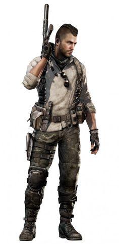 Call of Duty MW3 | Jake L Rowell - Artist