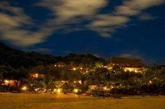 Nuit divine au Paradis. G.Planchenault