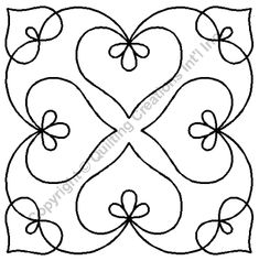 Continuous Line Quilting Stencils | ... border your price 2 65 ... : continuous line quilting stencils - Adamdwight.com