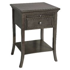 Threshold™ Simply Extraordinary Side Table - 2 for the living room and 2 for the bedroom