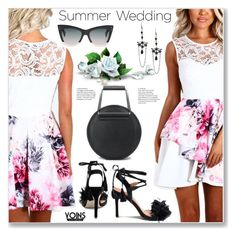 """""""Summer Style by Yoins"""" by jecakns ❤ liked on Polyvore featuring Fendi"""