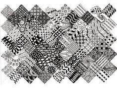 Zentangle Pattern Gallery   Zentangle Pattern Gallery   zentangles