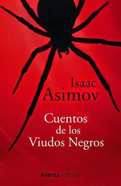 """José Rafael Martínez Pina reseña """"Cuentos de los viudos negros"""", la primera antología de relatos de corte detectivesco surgidos de la magistral mente del gran Isaac Asimov. http://www.mardetinta.com/lib…/cuentos-de-los-viudos-negros/ ALIANZA EDITORIAL"""