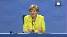 Angela Merkel cumple 60 años