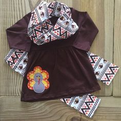 Pc Tribal Aztec Turkey Outfit
