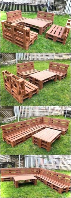 027 awesome garden furniture design ideas