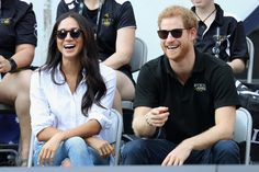 Even Prince Harry has celebrity crushes.