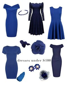 """I'd rather be BLUE"" by lvelt on Polyvore featuring WearAll, Boohoo, BLUE NOTCH, Miss Selfridge, BERRICLE and WithChic"