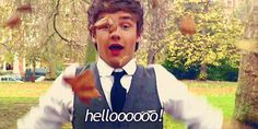 Day 10: 1D challenge: Favorite Liam photo/GIF: This is mine.