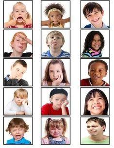 Autism Emotions Sorting Board and Flashcards - Autism Education Emotions Preschool, Teaching Emotions, Understanding Emotions, Feelings Activities, Emotions Cards, Happy Emotions, Feelings And Emotions, Autism Education, Autism Learning