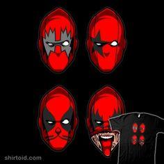 Kiss my… #comic #comics #deadpool #film #jayhai #kiss #marvelcomics #movie #music