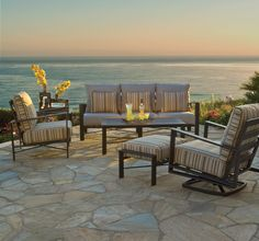 The Modern Gios Collection Contemporary Outdoor Furniture Sets Wrought Iron Jack