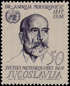 Yugoslavia Stamp 1963 - Dr. Andrija Mojorovicic 1857-1936
