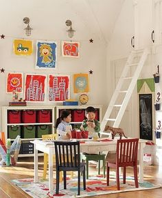 Because every kid deserves an awesome play room