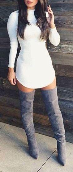 fall-fashion-longsleeve-dress-gray-boots