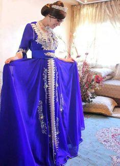 Robe marocaine et caftan mariée 2017 - Robe caftan marocain